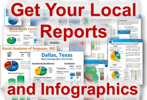 Get Local Infographics and Custom Reports