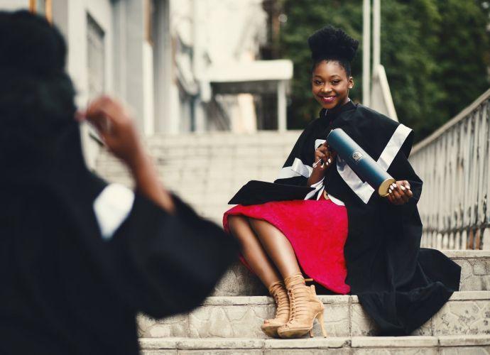 Black Women Make Gains in Education