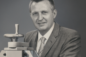 Walter, Walter Gauer and his Safety Edger