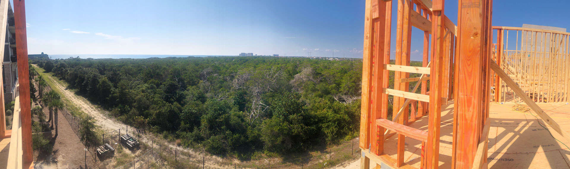 A panoramic view from Parkview 1201