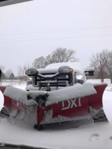 residential snow removal twin cities