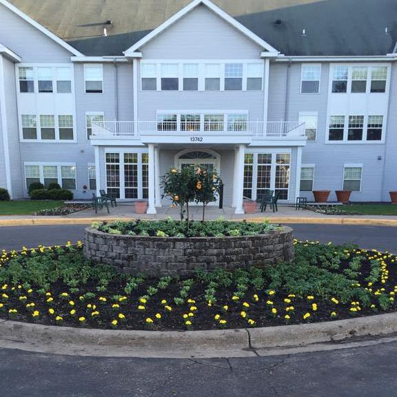 commercial landscaping twin cities