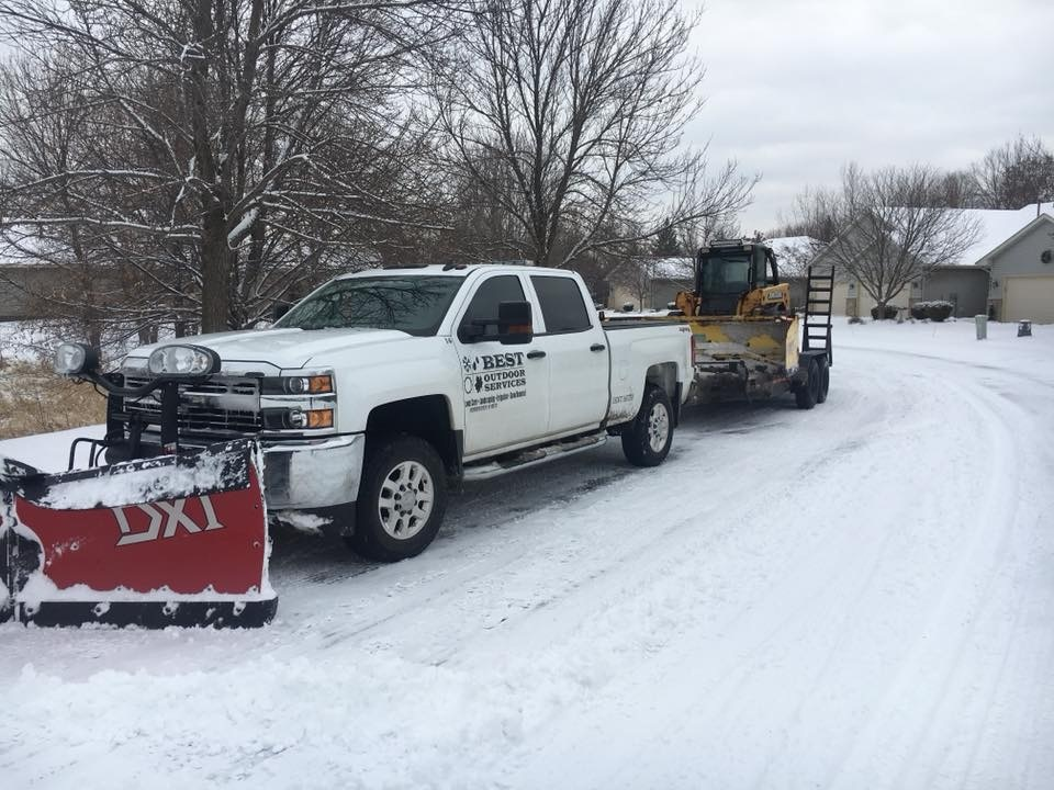 Snow Removal Andover, MN