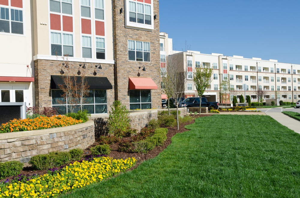 commercial landscaping company in twin cities