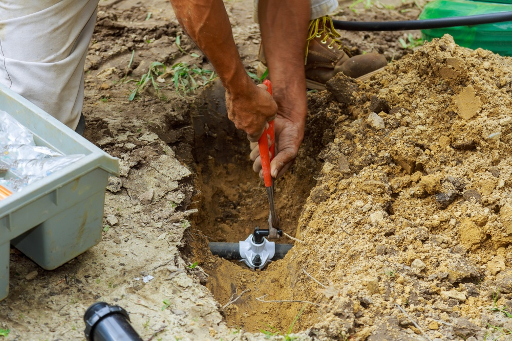 sprinkler system repair service in minnesota