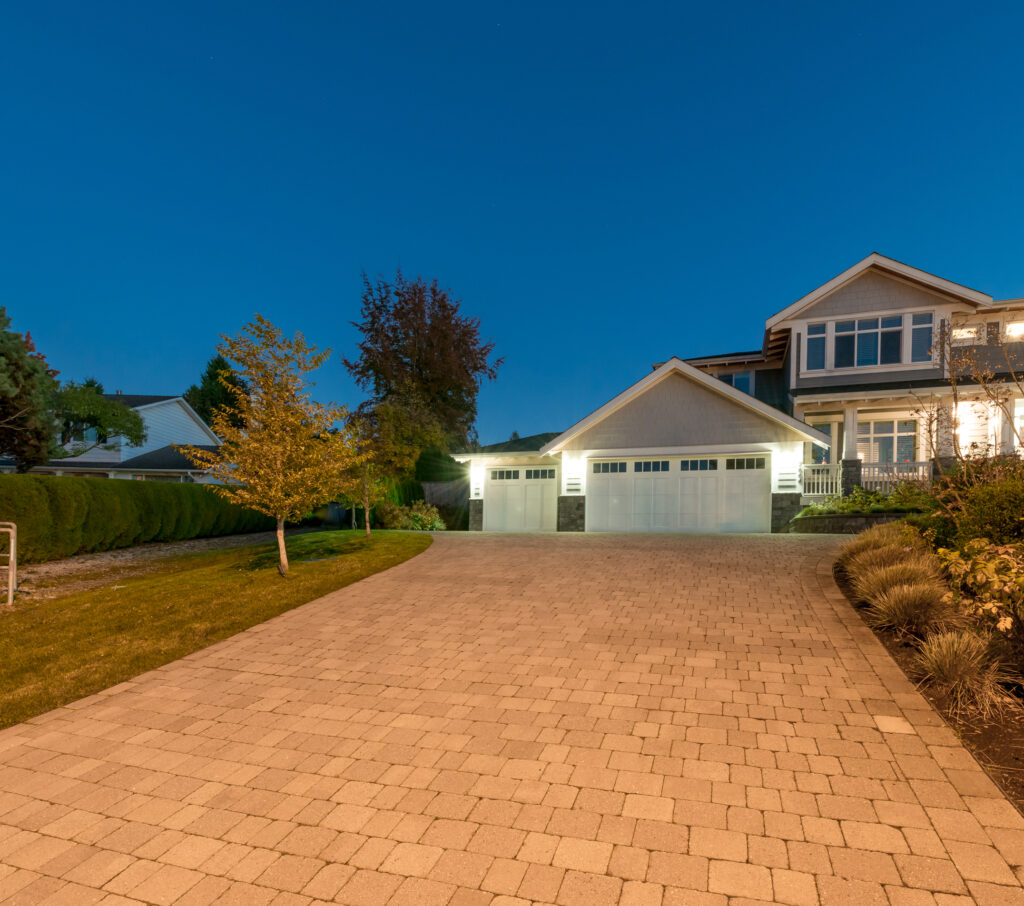 paver driveway in twin cities minnesota