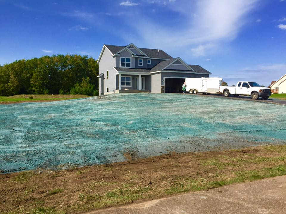 hydroseeding company in the twin cities