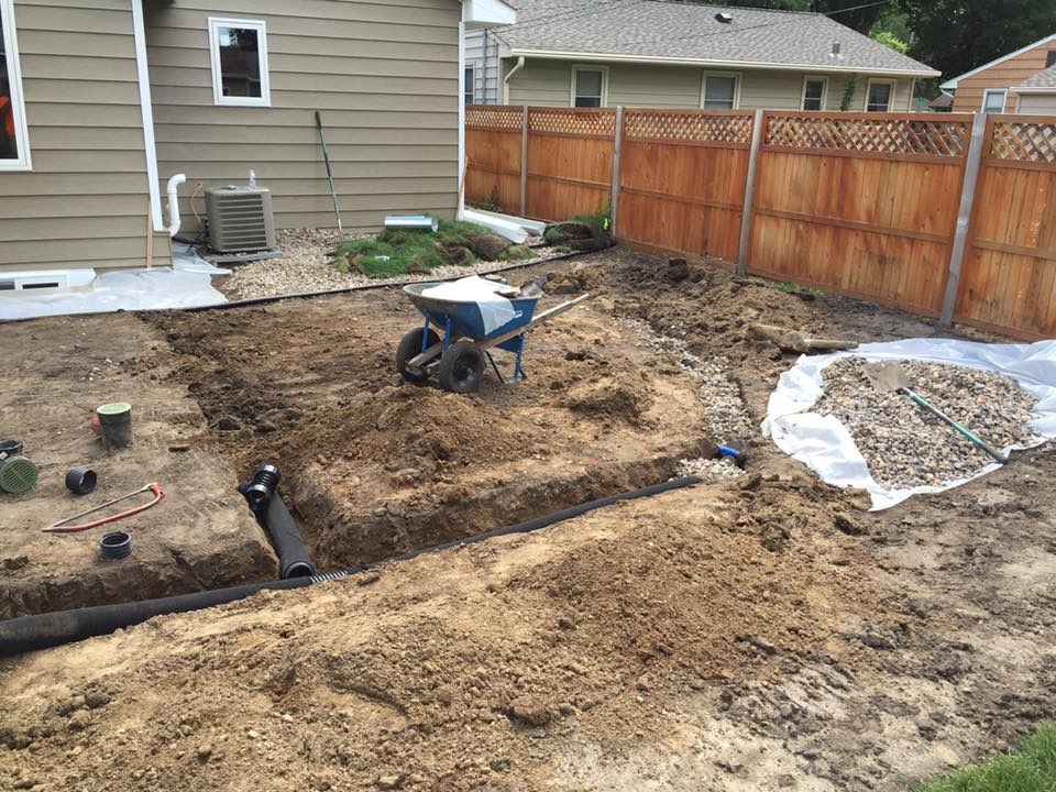 drainage solution project