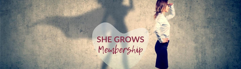 She Grows Membership