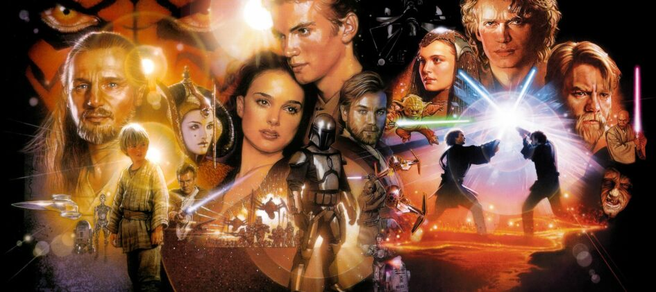 Star Wars The Prequel Trilogy