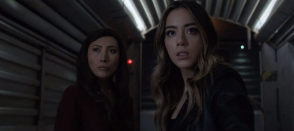 Agents of SHIELD S7 ep 10 - Stolen