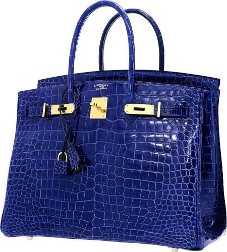 Luxury designer handbags