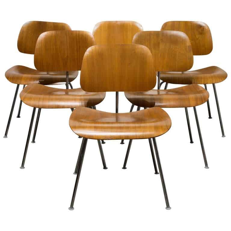 Eames era furnishing
