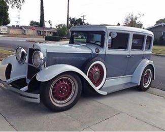 1928 Hupmobile