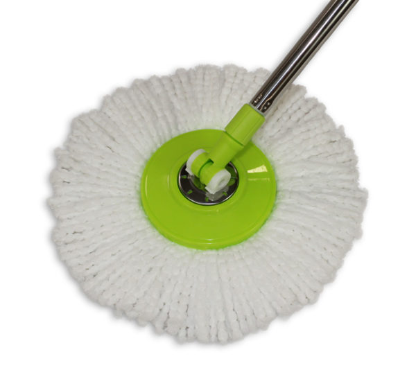 Green Mop Pole