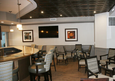 Social Area Painting