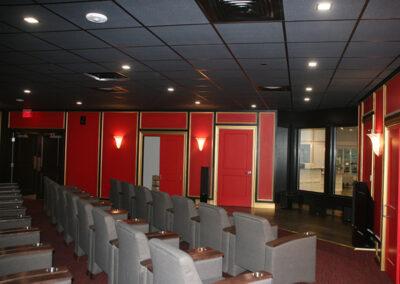 Theater Interior Painting