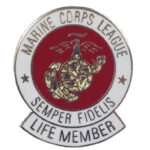 Lifetime Member of the Marine Corps League