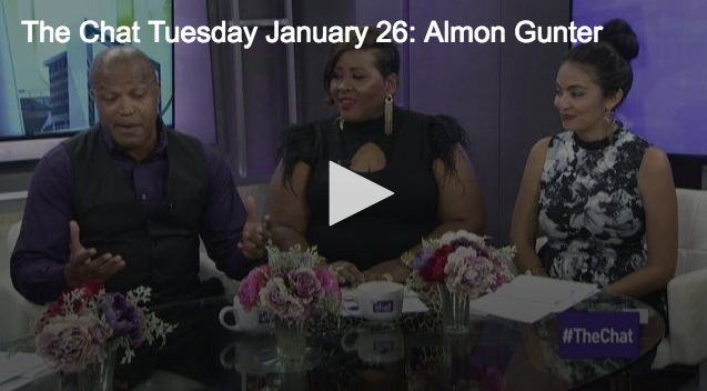 The Chat Tuesday January 26: Almon Gunter