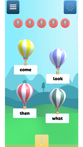 sight words quiz