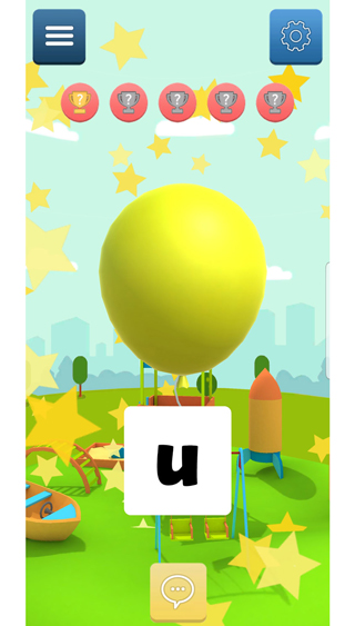 alphabet flash cards - correct answer