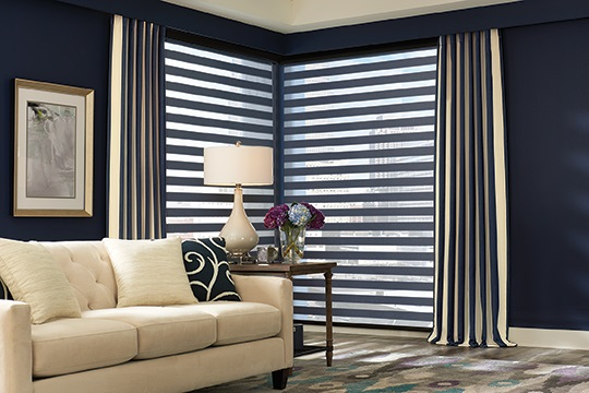 Graber Blinds Interior Spaces