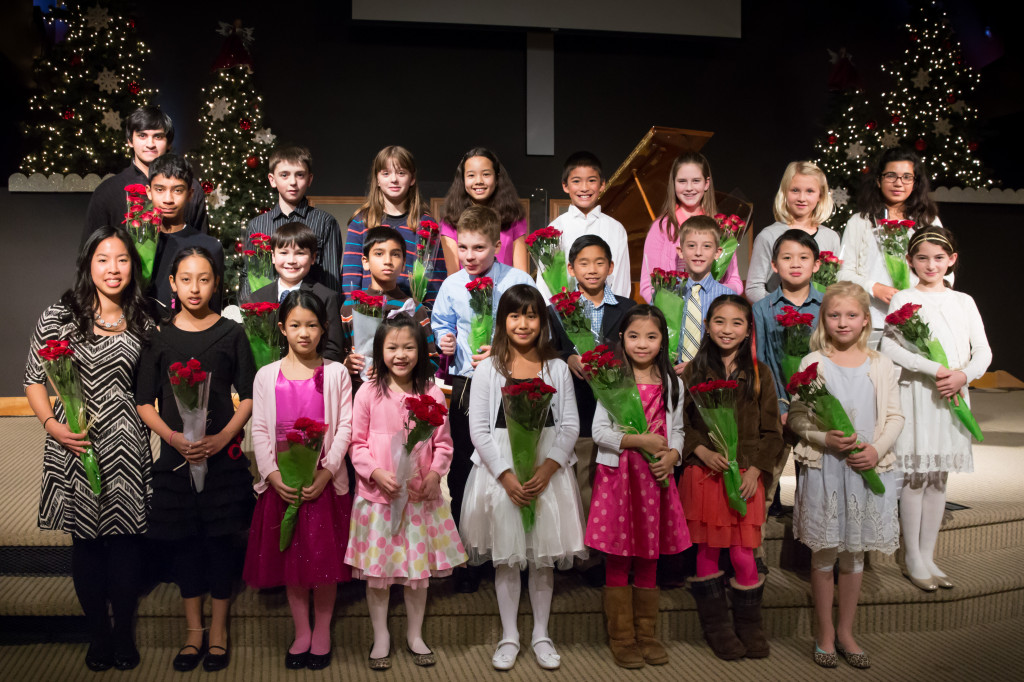 Winter Recital 2014