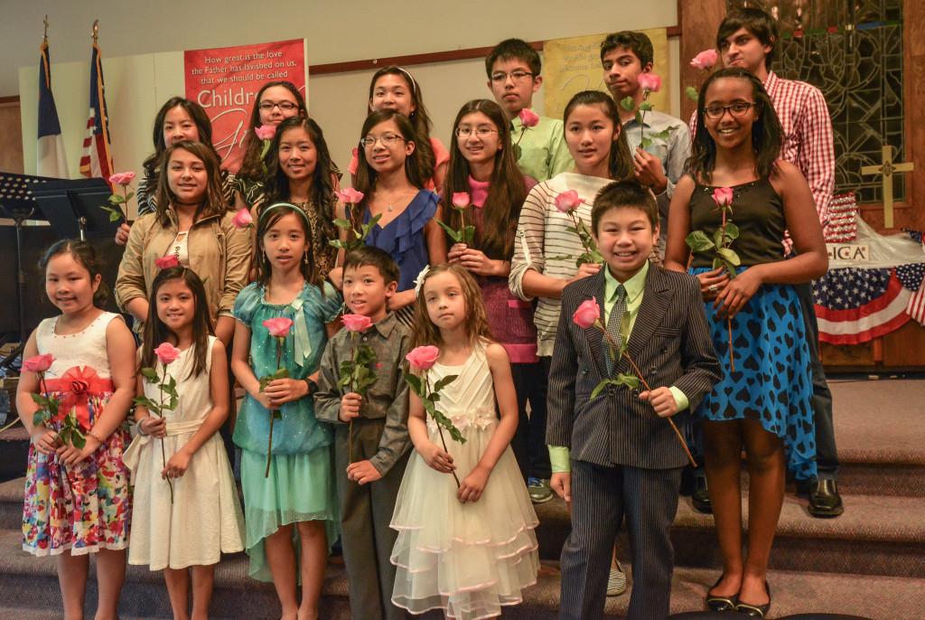 Spring Recital 2015