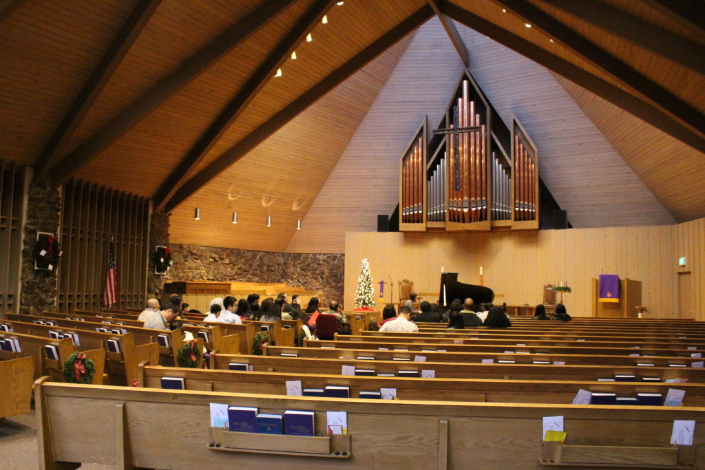 Beautiful Piano Recital Venue