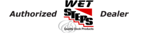 Authorized Dealer WetSteps logo