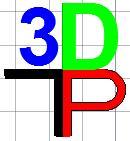 3D-PT logo welcome