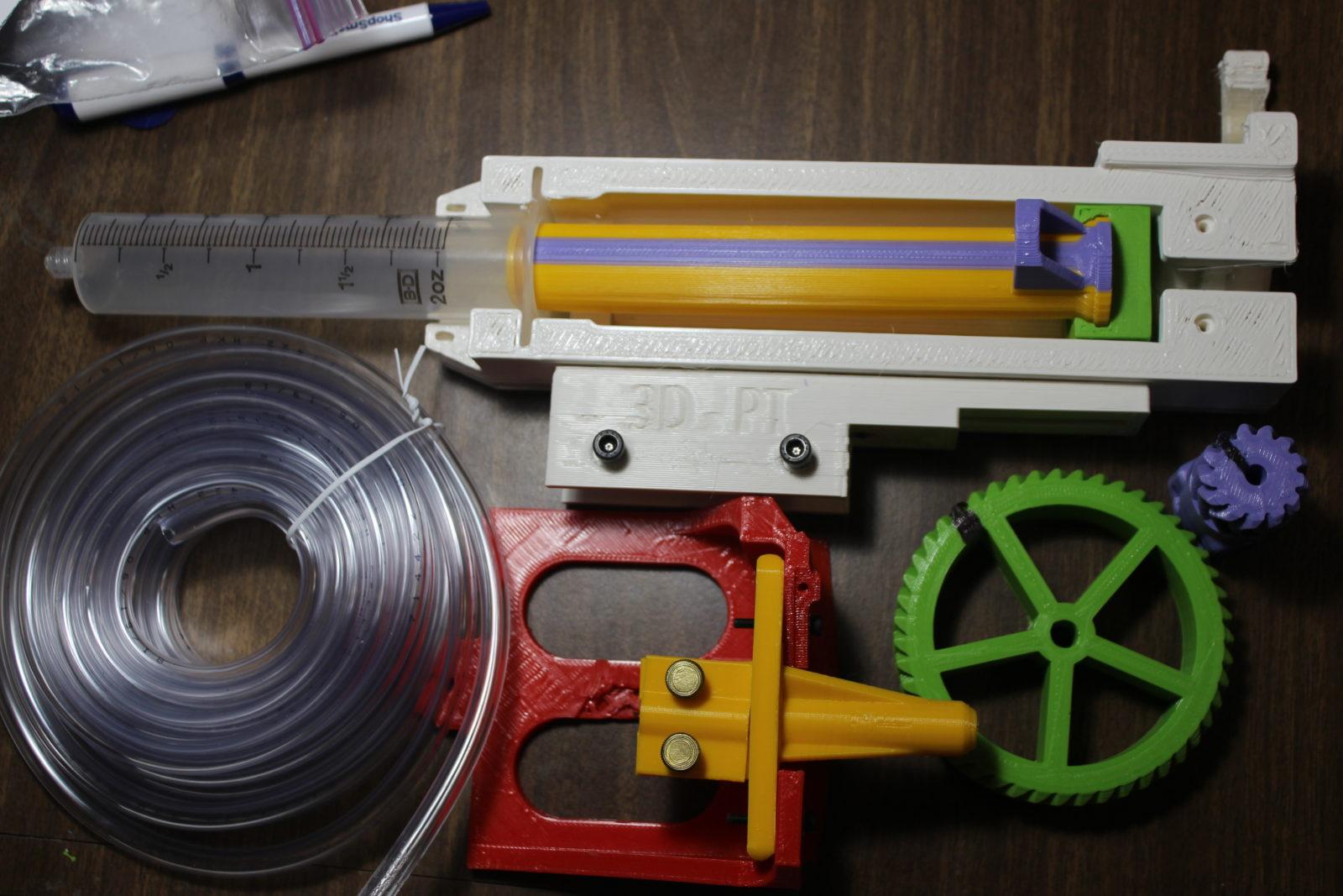 3d printed cement printer