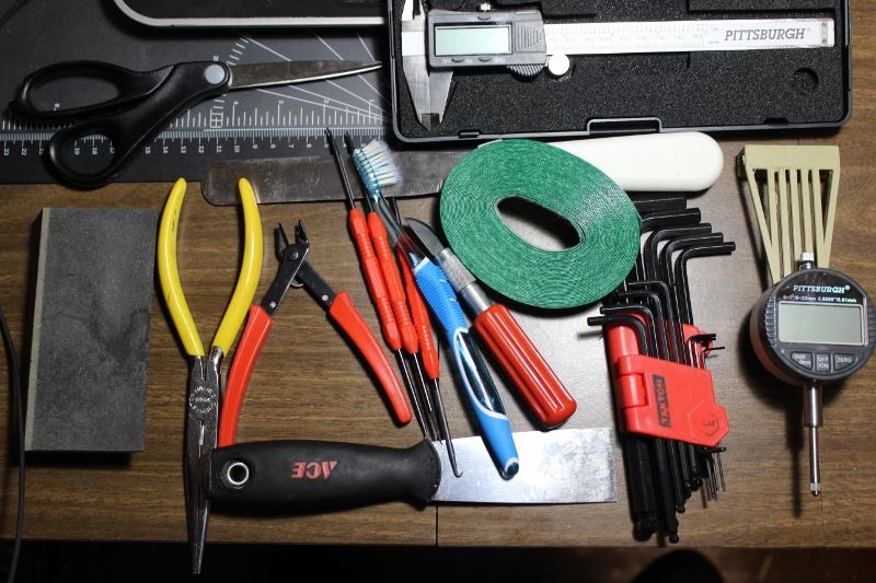 3D printing accesories