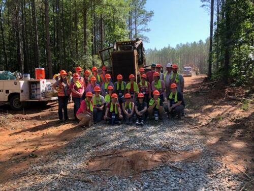 TCW 2018Harvesting Site