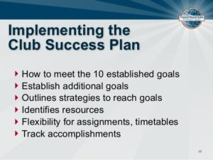 TM Club Success Plan