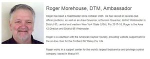 Roger Morehouse FTH