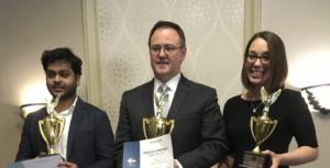D65 International Winners 2018