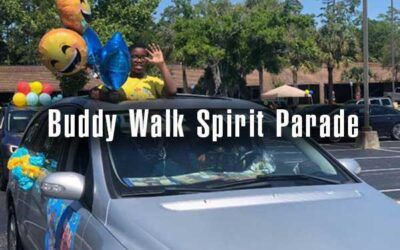 Buddy Walk Spirit Parade