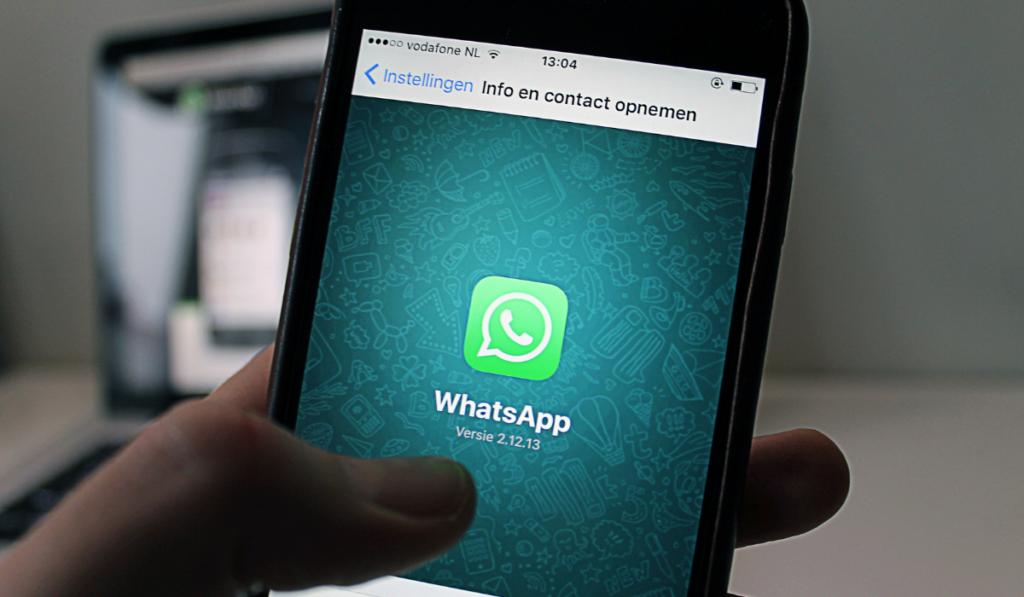 información de políticas whatsapp