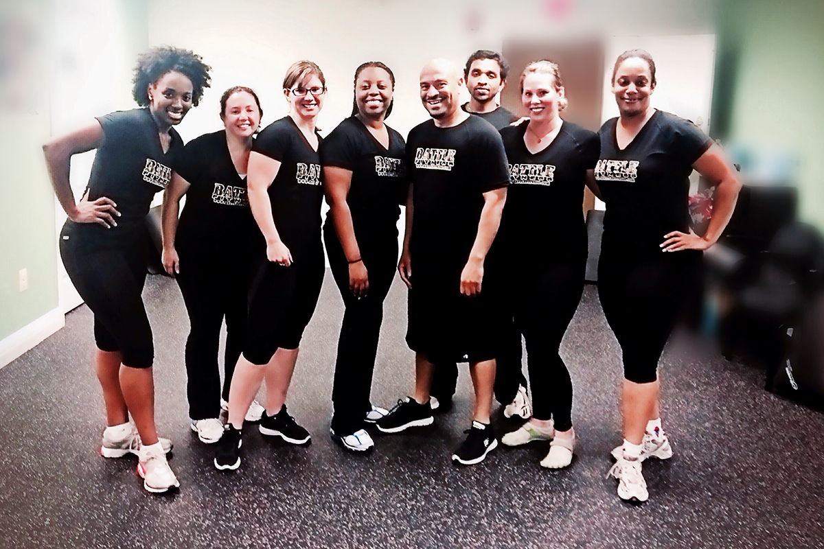 Battle Fitness - Body Transformation Studio - Personal Training - Alexandria, Virginia