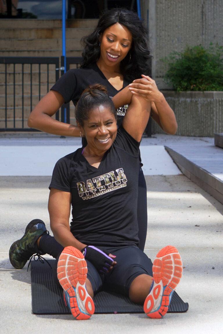 personal trainer Alexandria VA