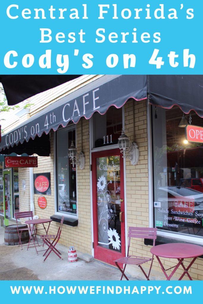 Cody's on 4th Mount Dora Florida