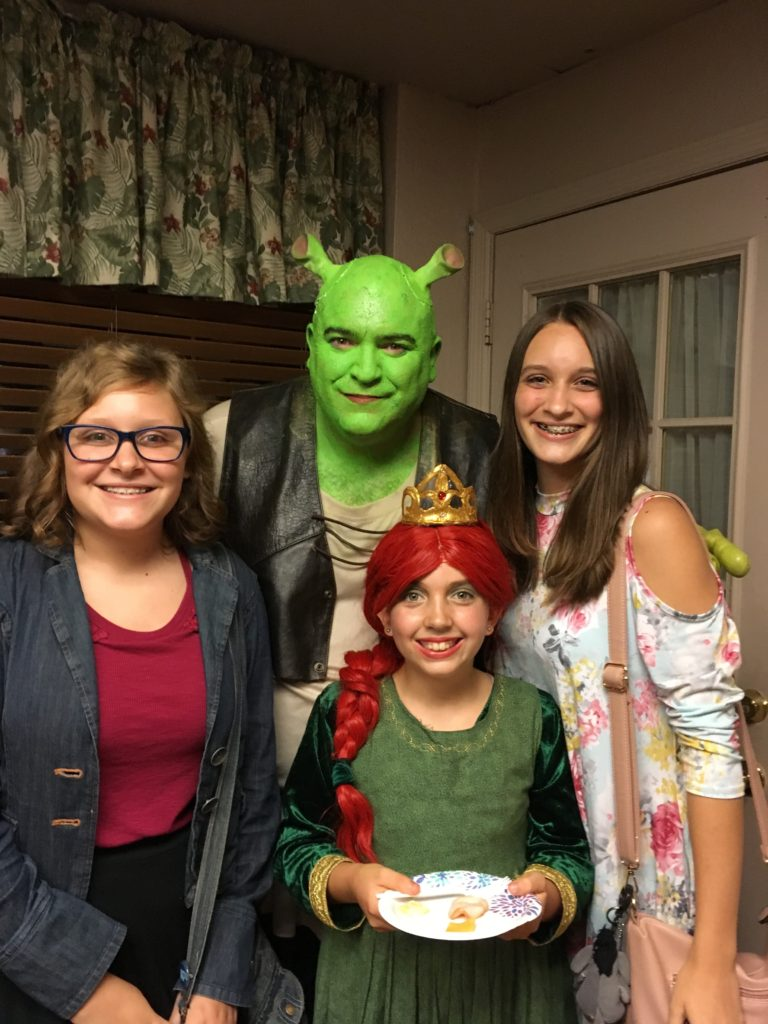 Shrek the Musical in Winter Park Florida