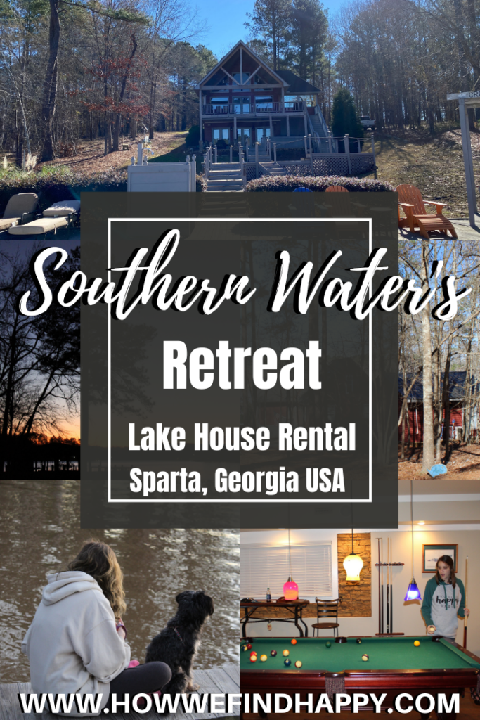 Pinterest image for Southern Water's Retreat