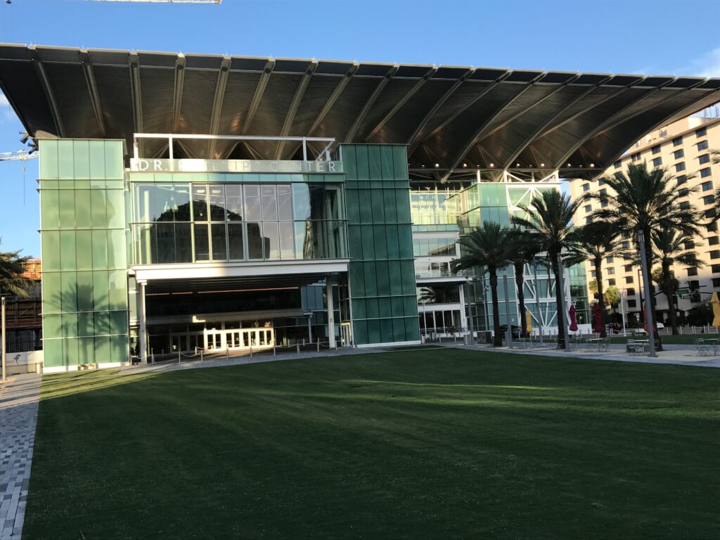 Things to do in Orlando: Dr Phillips Center