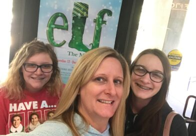 Elf at Orlando Rep