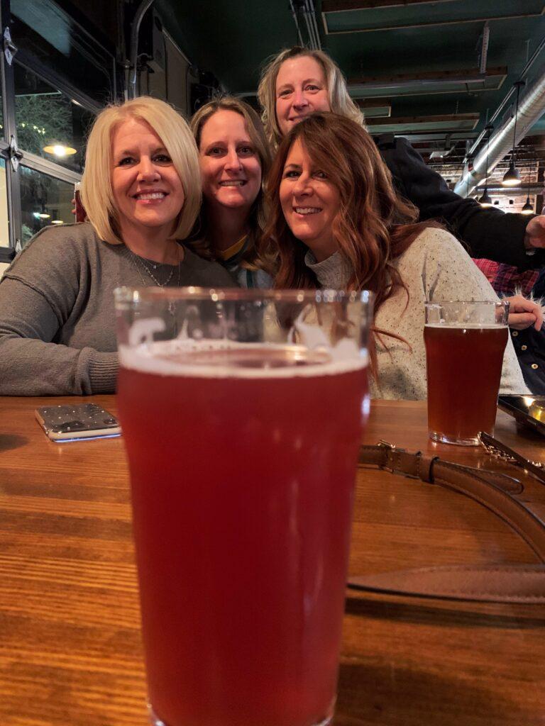 Girls Night at Wyandotte Beer Co