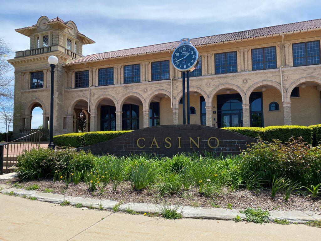 Historic Belle Isle Casino