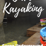 Cave kayaking Kentucky