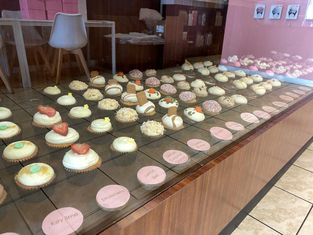 B Cupcakes Orlando